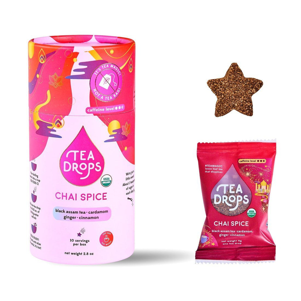 Chai Spice - Tea Drops - Rinse Bath & Body