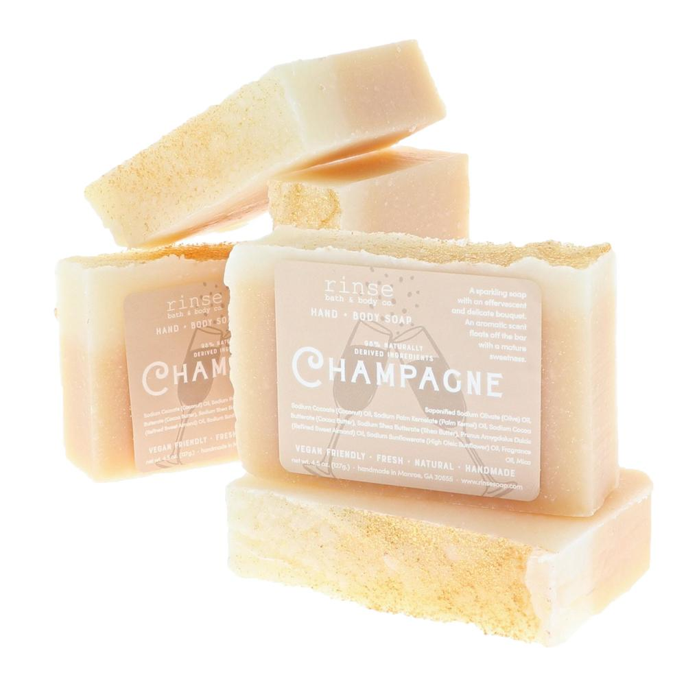 Champagne Soap - Rinse Bath & Body