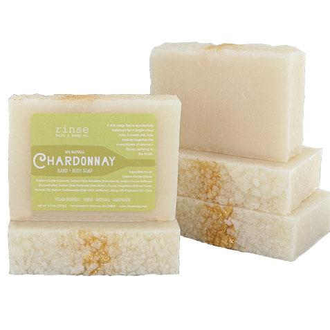 Chardonnay Soap - Rinse Bath & Body