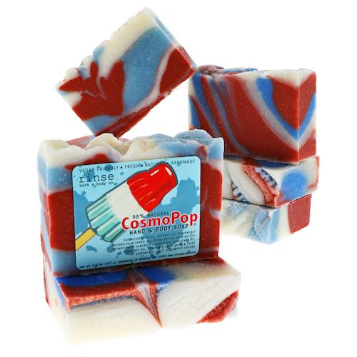 CosmoPop Soap - Rinse Bath & Body