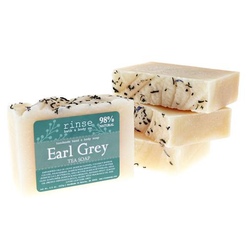 Earl Grey Tea Soap - Rinse Bath & Body