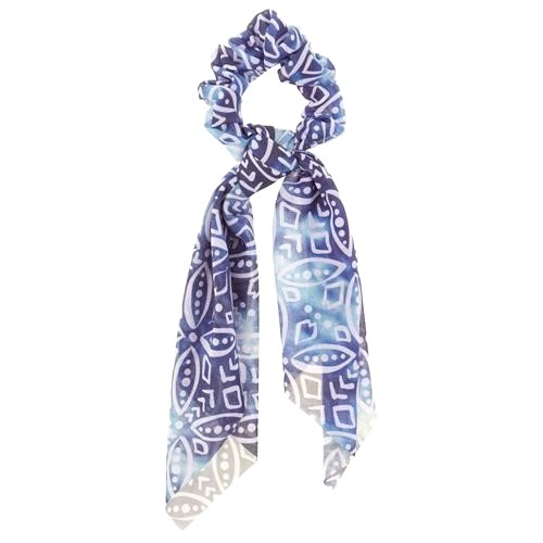 Hair Scarf - Indigo