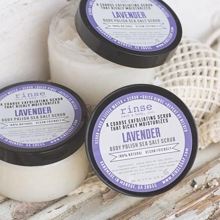 Lavender Polish - Rinse Bath & Body