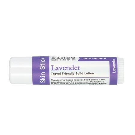 Lavender Skin Stick - Rinse Bath & Body