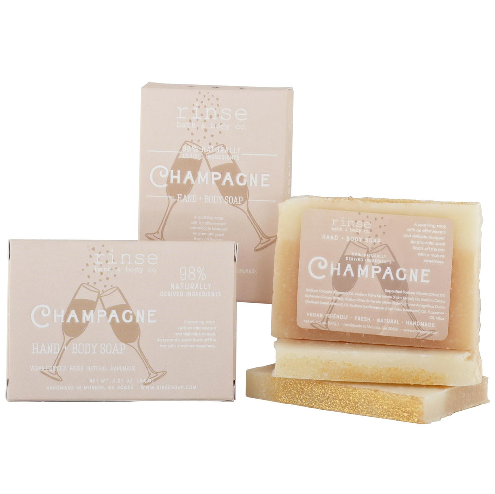 Mini Champagne Soap