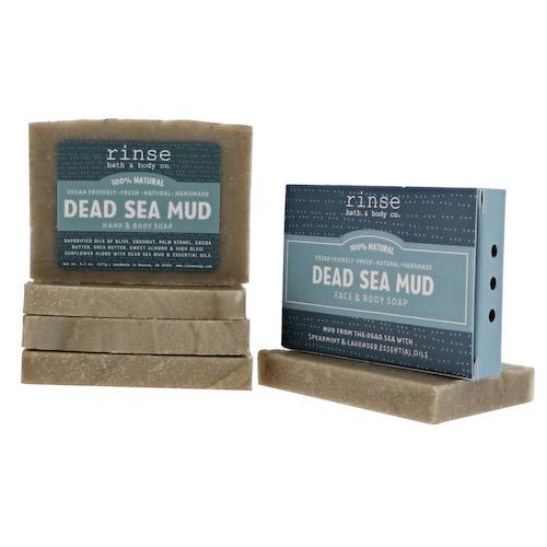 Mini Dead Sea Mud Soap