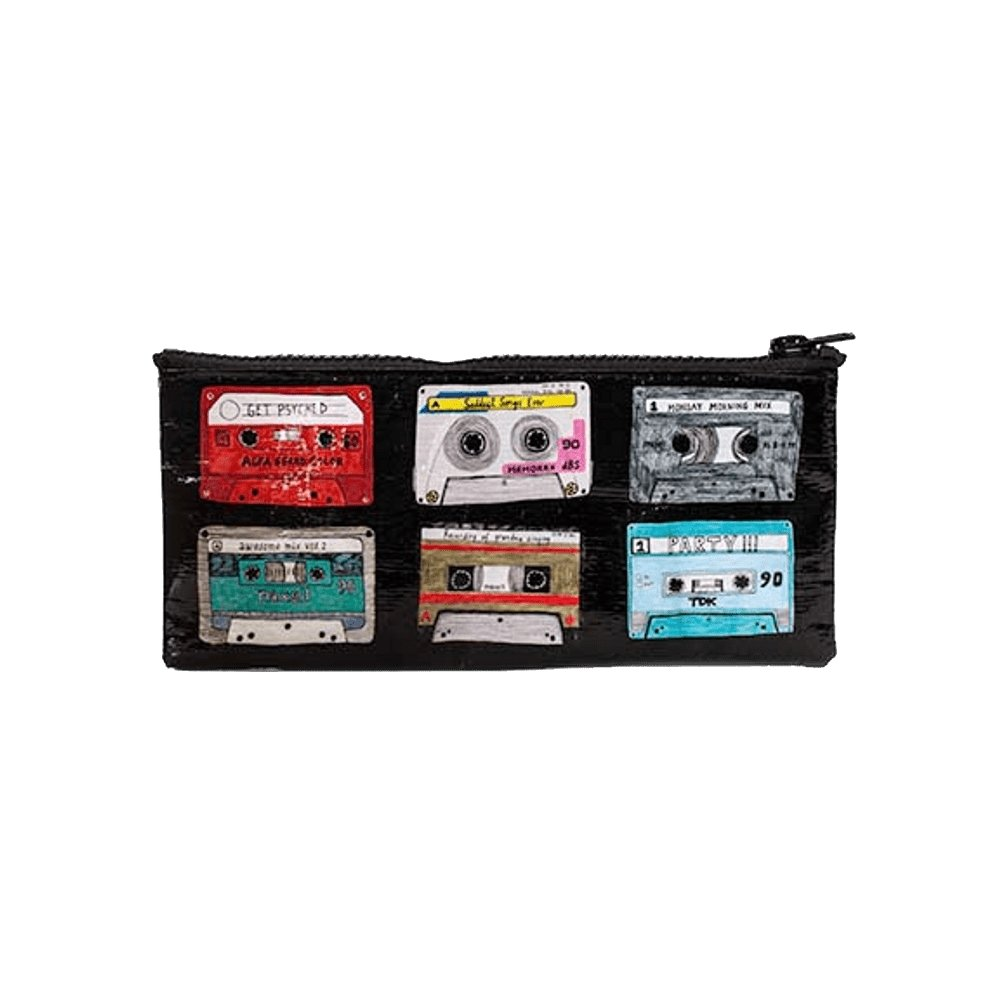 Mixtape Pencil Case
