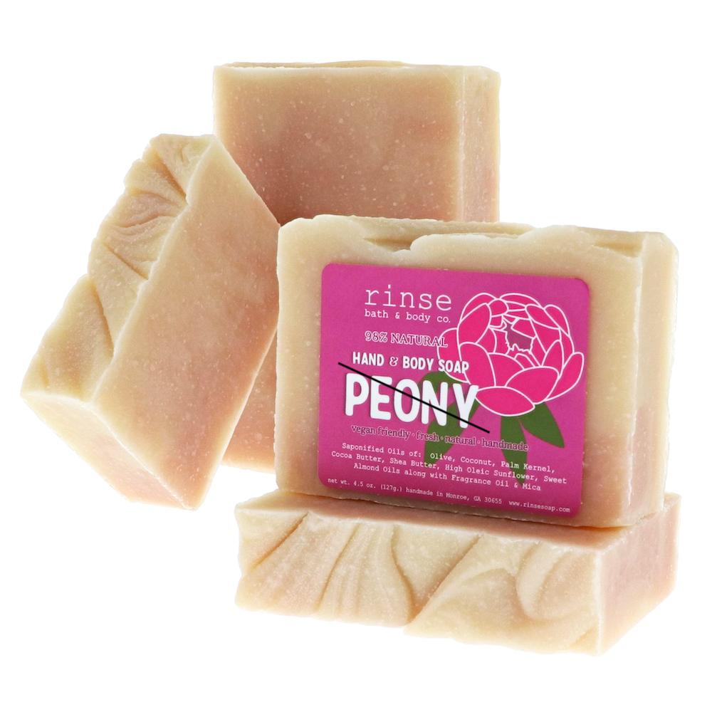 Peony Soap - Unscented