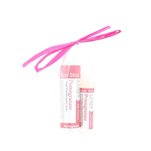 Pomegranate Pucker & Skin Stick Bundle