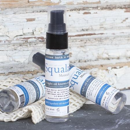 Squalane Oil - Rinse Bath & Body