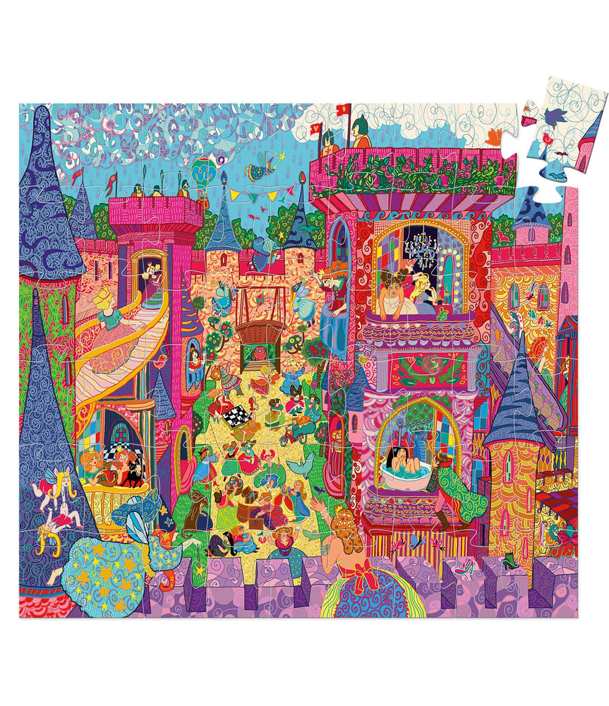 The Fairy Castle Puzzle - Rinse Bath & Body