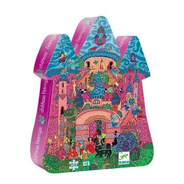 The Fairy Castle Puzzle