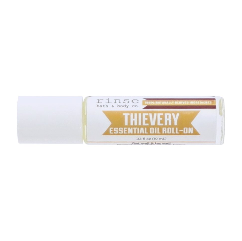 Thievery Roll-On Essential Oil - Rinse Bath & Body