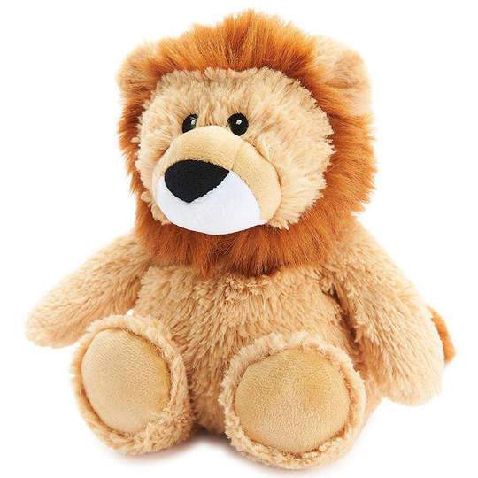 Warmies Plush Lion