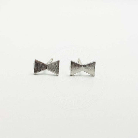Bow Tie Earrings