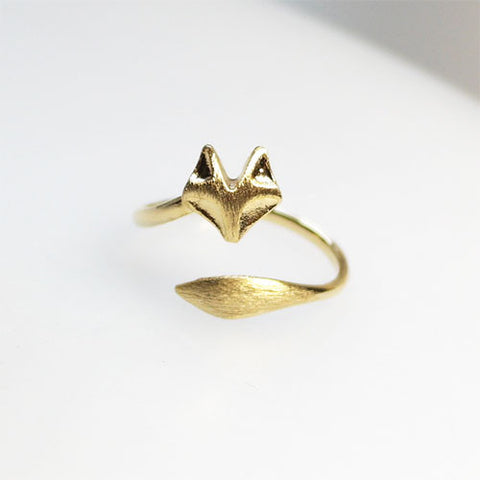 Fox Adjustable Ring