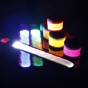 LED Slap-On Armband Lights