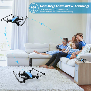 Global Drone mini GW125 giocattolo quadricottero - Dronezero E-shop