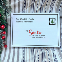 Load image into Gallery viewer, Letter To Santa Shelf Sitter