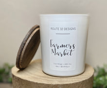 Load image into Gallery viewer, Farmers Market Soy Candle
