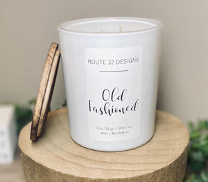 Old Fashioned Soy Candle