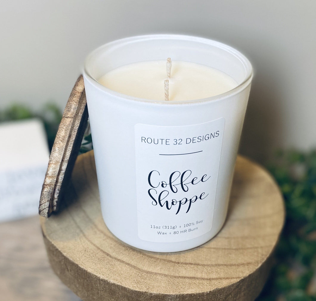 Coffee Shoppe Soy Candle