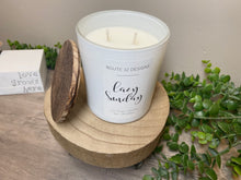 Load image into Gallery viewer, Lazy Sunday Soy Candle