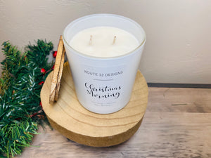 Christmas Morning Soy Candle