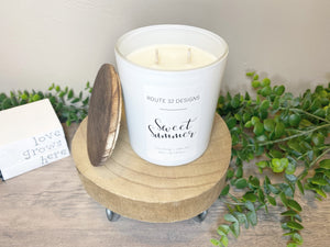 Sweet Summer Soy Candle