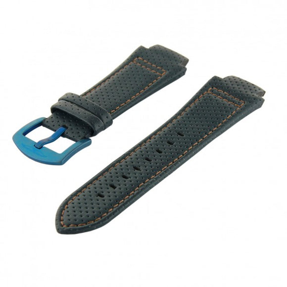 Blade Blue Leather Strap 3403GSS 1