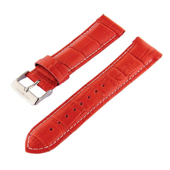 Blade Red Leather Strap 3321G 1