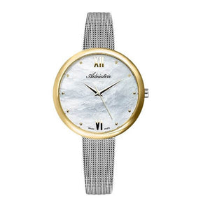 Adriatica Swiss Made Women's Stainless Steel Watch - A3632.218FQ