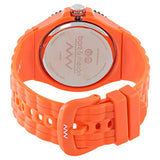 Bart & Melon Unisex Orange Dial Orange Polycarbonate Analog Watch 11-NU005-AAA 3