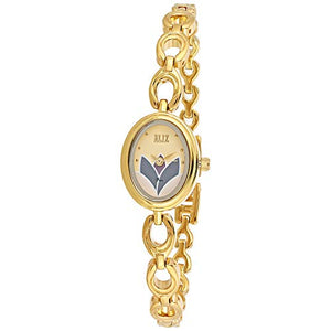 ELIZ Women's Gold Plated Casual Watch - ES25-8231L-GC 1
