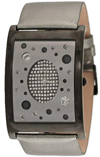 Blade Women's Grey Dial Leather Strap Watch 2734LBS-NSN 1