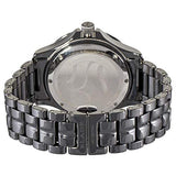Blade Men's White Dial Multifunction Hi-Tech Black Ceramic Watch 10-3345G-NW 3
