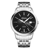 Adriatica Swiss-Made Mens Stainless Steel  Watch - A8306.5114Q
