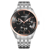 Adriatica Swiss-Made Mens Stainless Steel movement Watch - A8309.R116QF