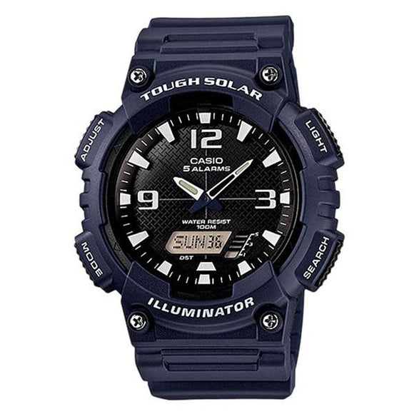Casio Tough Solar Illuminator Analog Digital Watch - AQ-S810W-2A2