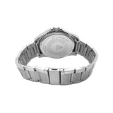 Eliz Men's Stainless Steel Multi-function Watch ES8679G2SBS 4
