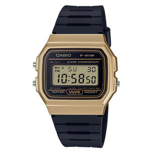 Casio Digital Watch - F-91WM-9A