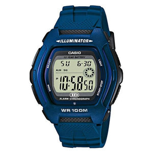Casio Illuminator Digital Watch - HDD600C-2A