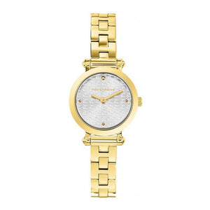 Ted Lapidus Women's Gold Plated Stainless Steel Watch - A0680PBPX