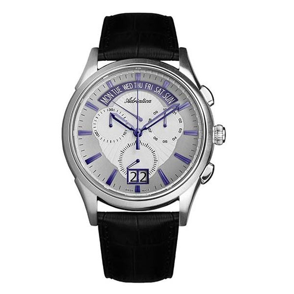 Adriatica Swiss Made Men's Multifunction Watch - A1193.52B3CH