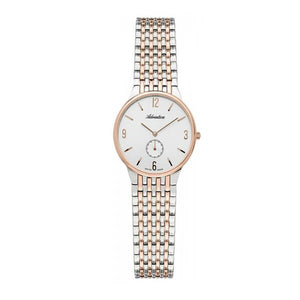 Adriatica Swiss Made Women's Stainless Steel Watch - A3129.R153Q