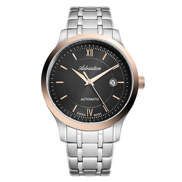 Adriatica Swiss Made Men's Automatic Mechanical Watch - A8276.R164A