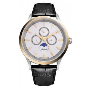 Adriatica Swiss Made Men's Multifunction Watch - A8280.2213QF