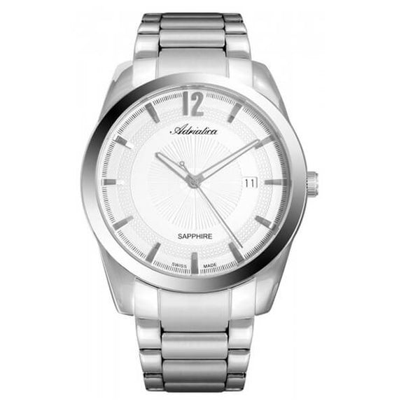 Adriatica Swiss Made Men's Stainless Steel Watch - A8301.5153Q