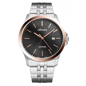 Adriatica Swiss Made Men's Stainless Steel Watch - A8303.R1R6Q