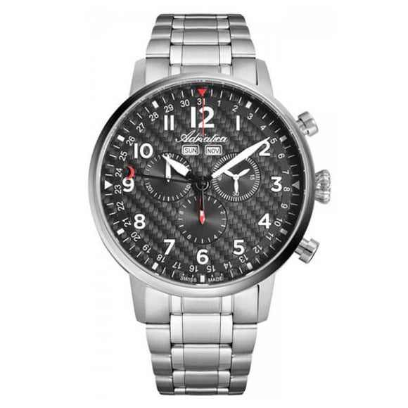 Adriatica Swiss Made Men's Chronograph Watch - A8308.5126CH